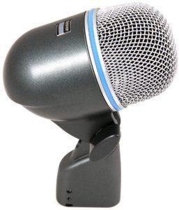bass microphone