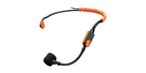 fitness headset microphone