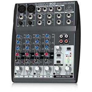 mic mixer