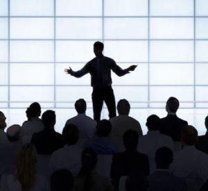 public speaker picture