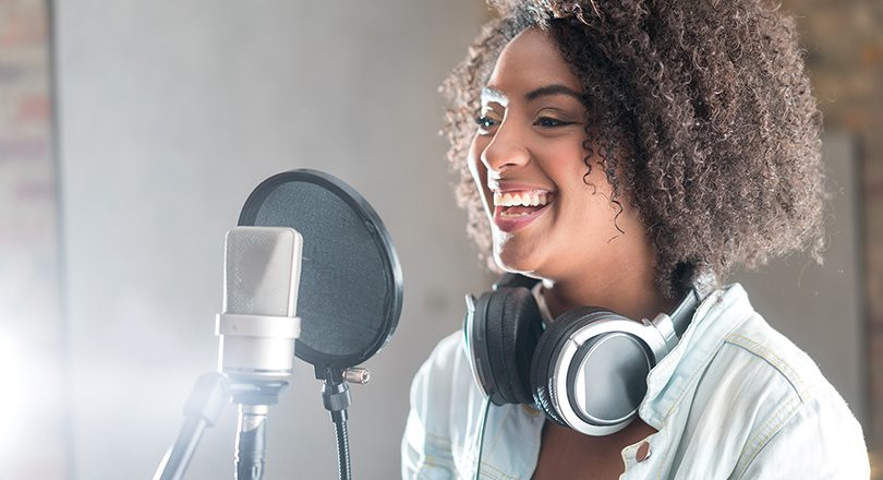 voice over videos
