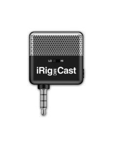 irig cast mic