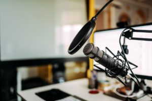 microphone-for-podcasting