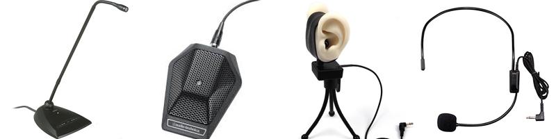 microphones types